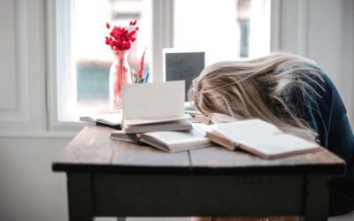 Steeds op het randje… Waar blijft de tijd als werkende moeder?